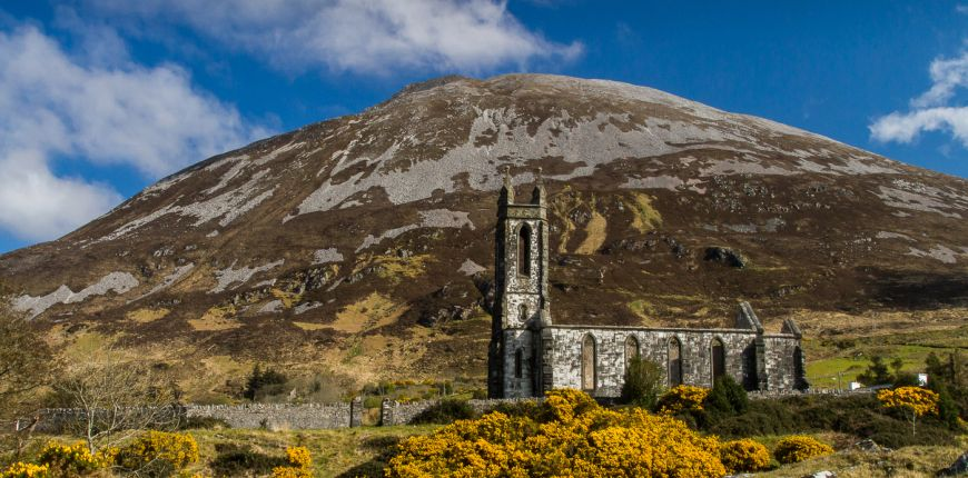 Church in the Poisoned Glen