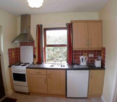 Donegal Estuary Holiday Homes - Kitchen
